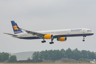 Icelandair Boeing 757-300 TF-FIX