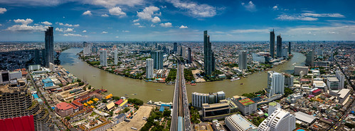 aerial aerialview apartment architecture asia bangkok bank blue bridge building business capital chaophrayariver city cityscape condo condominium day district downtown drone droneview grass high hotel light metropolis modern office reflection residence river roof shadow skyline skyscrapers sunrise sunset taksin thai thailand top tower town travel urban vertical view water waterfront krungthepmahanakhon th