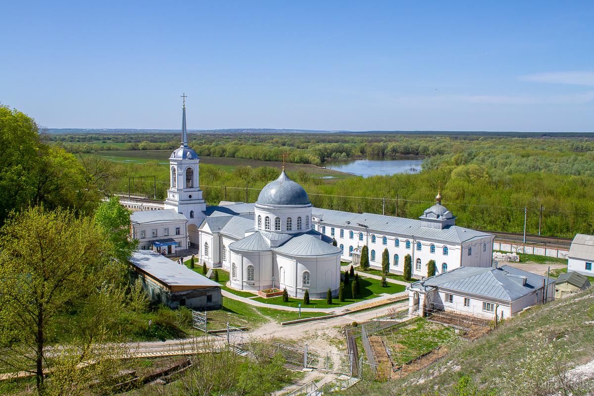 Дивногорский Свято-Успенский монастырь фото 13