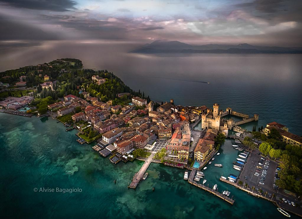 Sirmione Lago di Garda-Italy