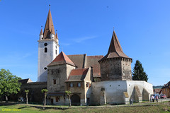 Fortified Churches in Transylvania (From Sibiu to Medias and Sighisoara)