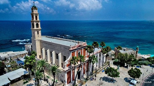RutySoft, Fine Art Photography. Marcela Ruty Romero. Aerial Photography. Drone Photography. DJI Phantom 4 Advanced. Jaffa, Israe.  #rutysoft #fineartphotography #drone #phantom4 #travel #aerial