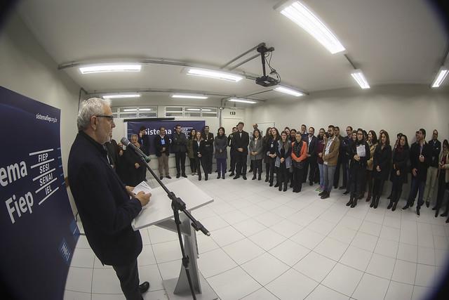 Inauguração da Ampliação da Unidade do Portão0030