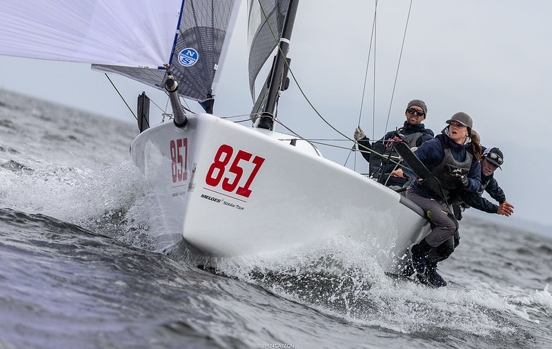 2018 - Victoria, CAN - Melges 24 World Championship - Day 4