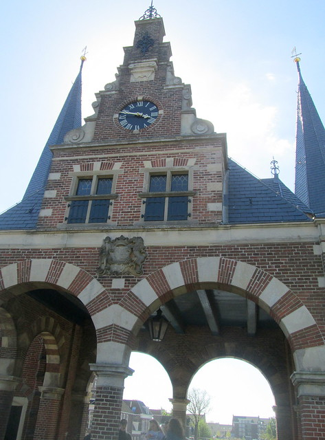 Waterpoort Clock, Sneek