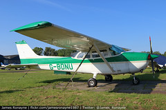 G-BDNU | Reims Cessna F172M | Private