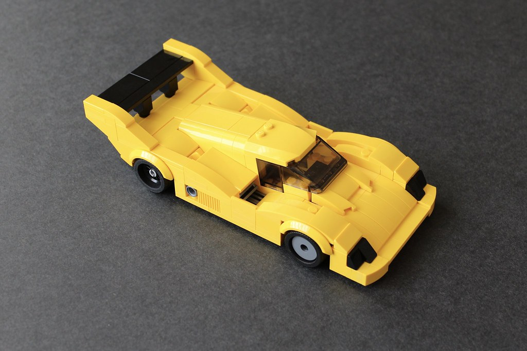 Porsche 962 From A Racing, Fuji 1988 | My third build from t… | Flickr
