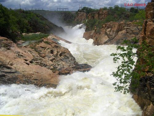 Cachoeira de Paulo Afonso, Paulo Afonso, BA, Brasil