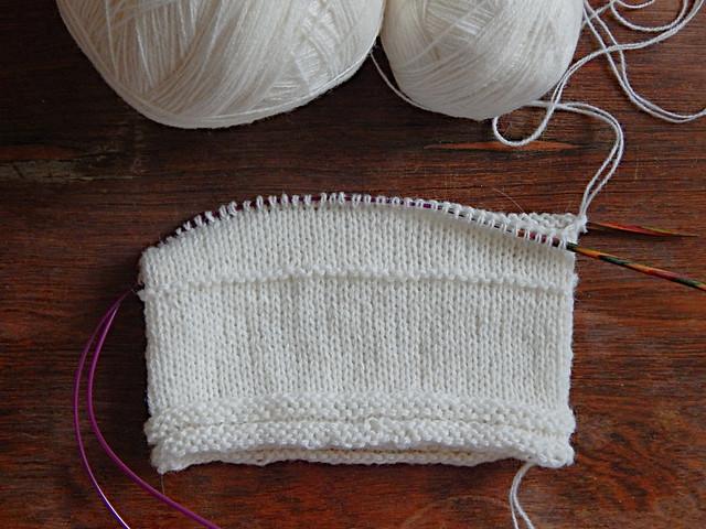 свитер-образец