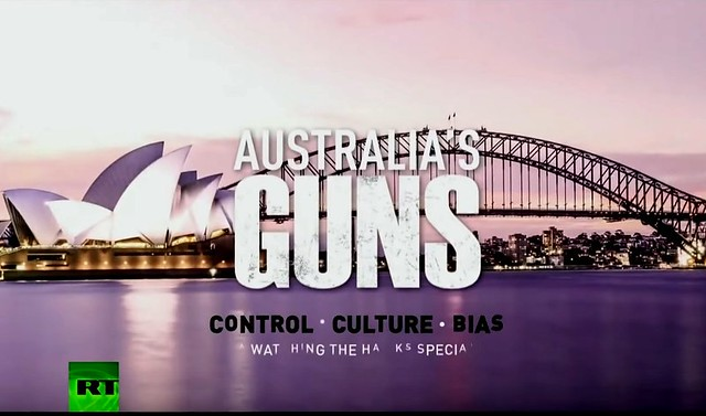 John Pilger, et al: Australia's Guns: Control, Culture, Bias