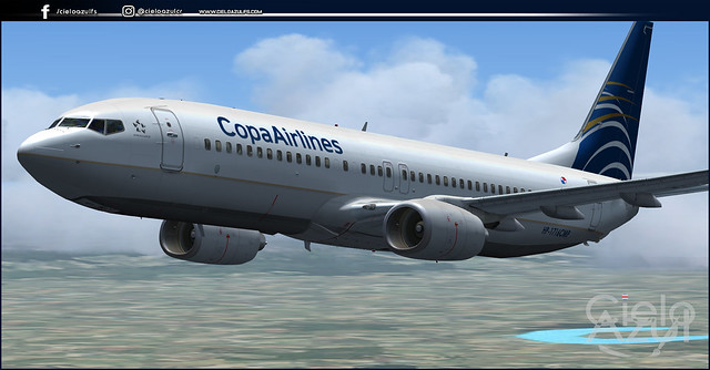 Copa Airlines (HP-1716CMP) v2.3