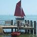 Sailing the coastline