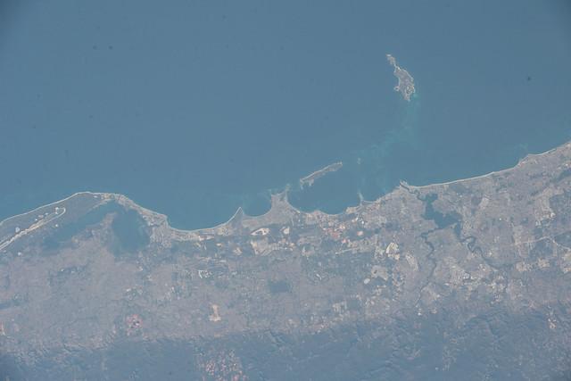 The coast of Western Australia