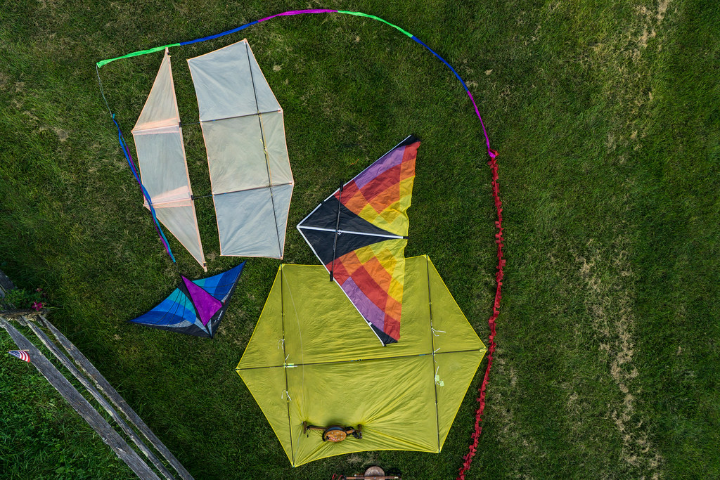 WWKW 2018 - Wind Watcher Proving Grounds - Kites that Travel