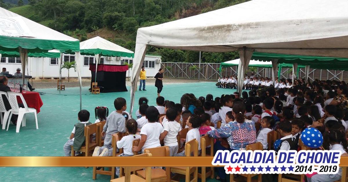 Alcaldía promueve campaña de educación ambiental
