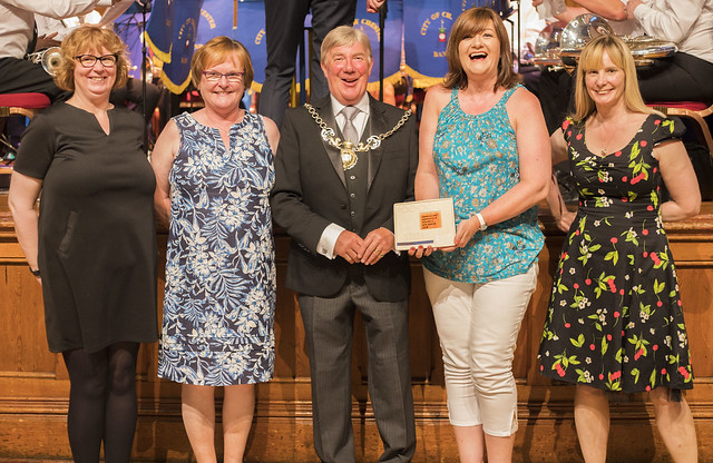 Cheshire West Community and Voluntary Arts Awards