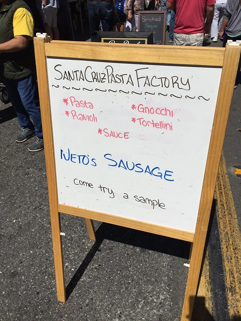 Spotted Neto's at Campbell Farmers' Market