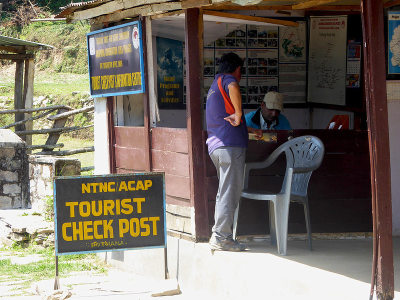 Using a organised guide will make the trek easier and allow travellers to get closer to and talk to the local Nepalese people on the Himalayan Treking Trails