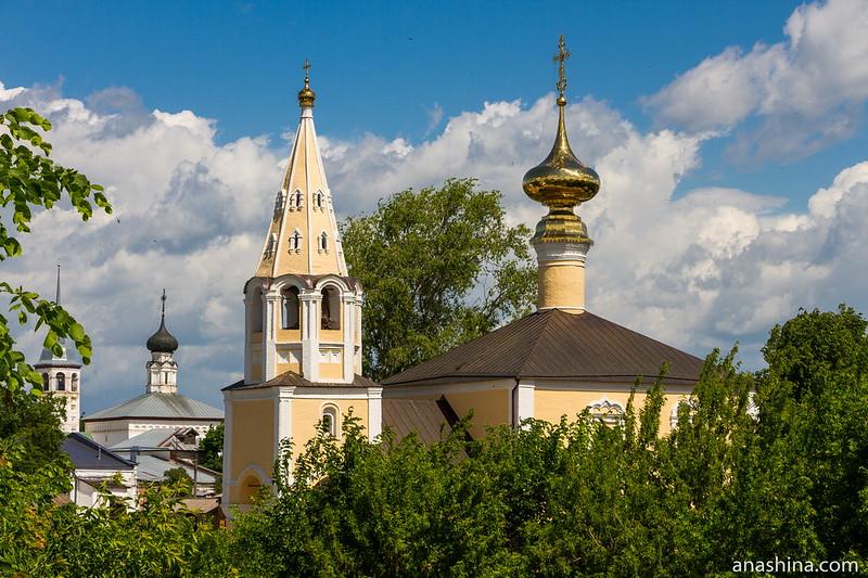 Церковь Усекновения главы Иоанна Предтечи, Суздаль
