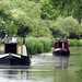 Boats, Kennet & Avon Canal, Widbrook, Bradford-on-Avon, Wiltshire 13 June 2018