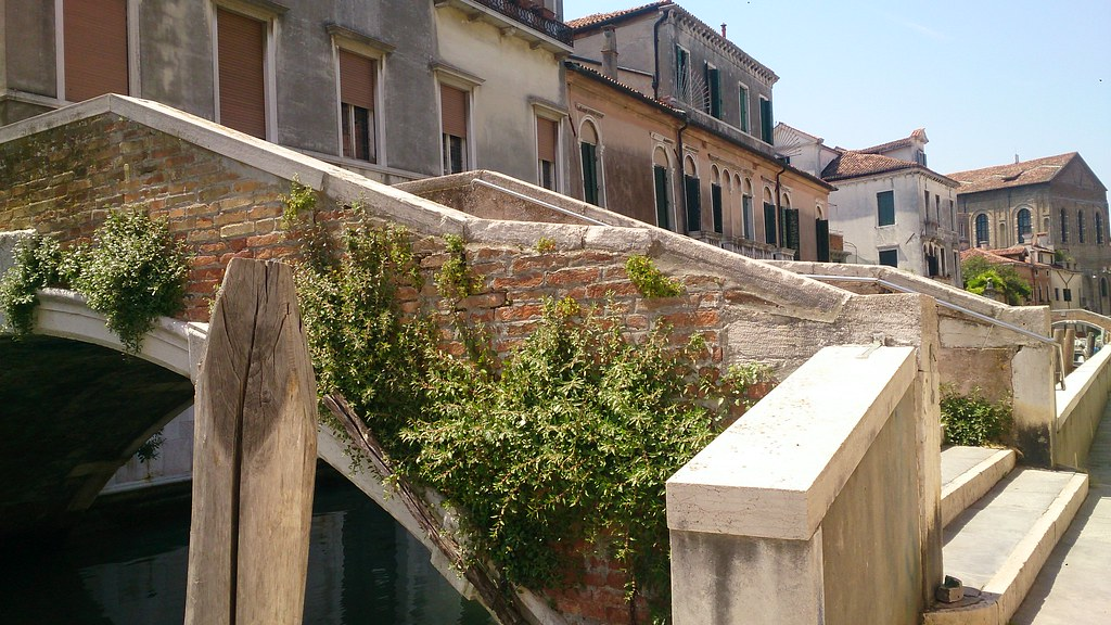 Венеция и немного Падуи, или мечта-идея длиною в 22 года, май 2018