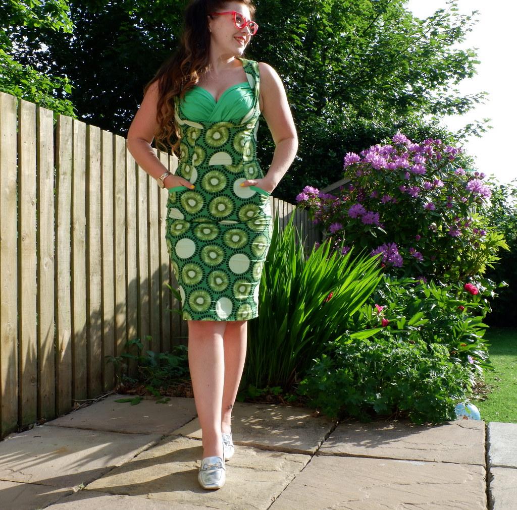 Georgia-Harrup-Kiwi-LindyBop-Wiggle-Dress