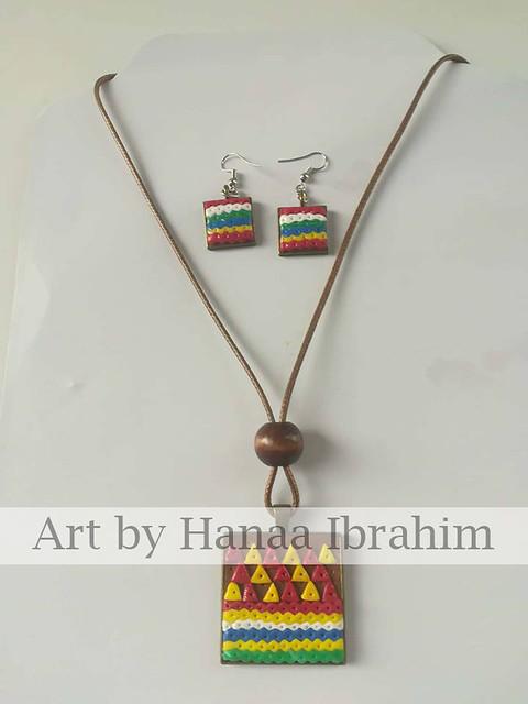 Art of Hanaa Ibrahim 4