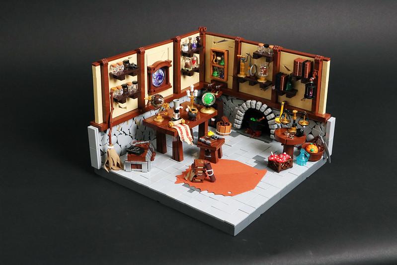 lego саморобка