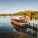 Lake Windmere Cruises – Boat Sailing on the Lake by Sykes Holiday Cottages