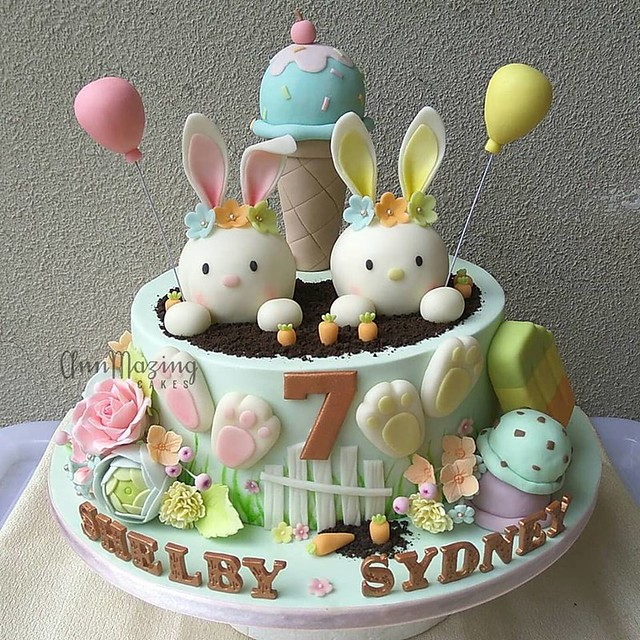 Cake by AnnMazing Cakes