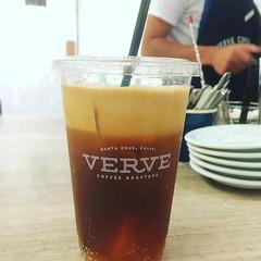 kaffe tonic❤︎ ・ ・ ・ #カフェトニック #vervecoffee #新宿 #kaffetonic #shinjuku #tokyo #japan