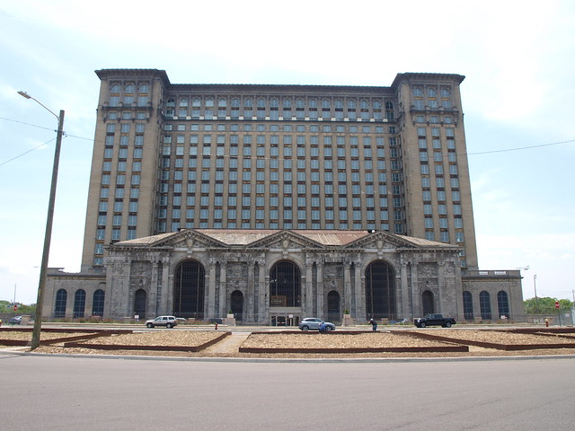 Central Michigan Station