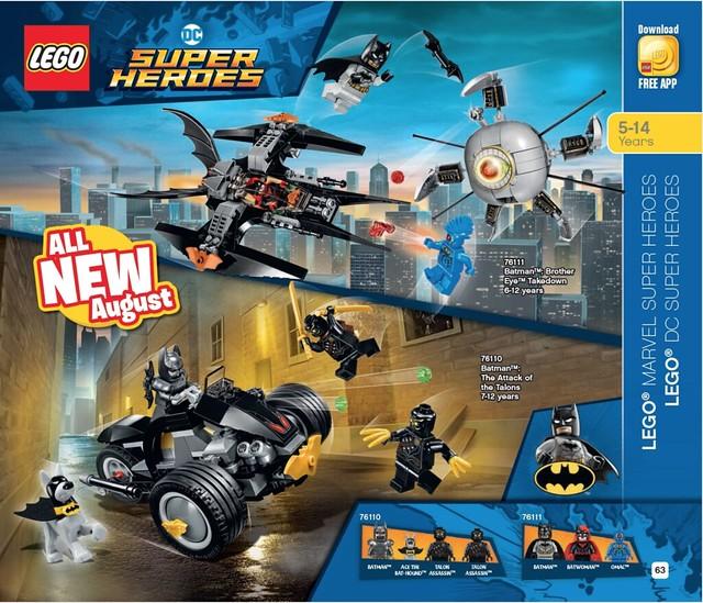LEGO Summer 2018 Catalog 1