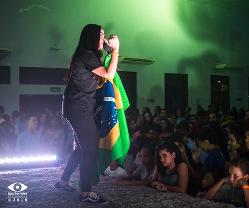 Um clamor pelo Brasil. | Dynamus Conference 2018 - Assim na Terra como no Céu