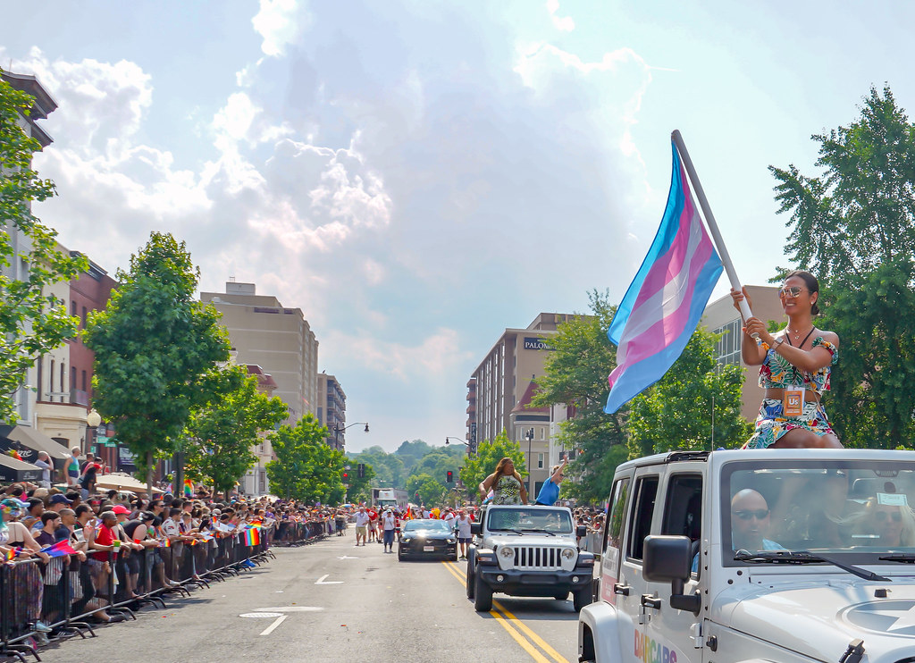 2018.06.09 Capital Pride Parade, Washington, DC USA 03109