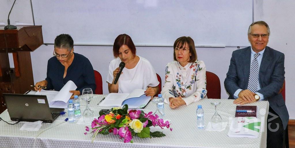 Uni-CV debate o Ensino do Português em situação de Línguas em Contacto