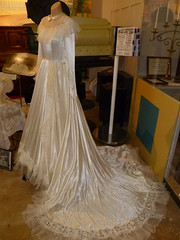 Ruth Jenkin wedding gown 1952