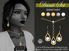 OXIDE Danii Set Updated - Freebie!