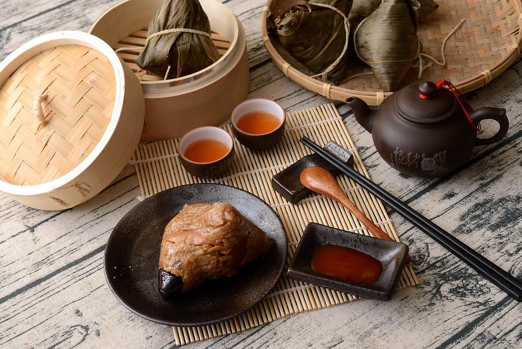 錵鑶 鮑魚海陸粽