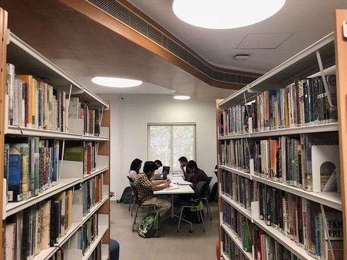 City Library - British Council, Kasturba Gandhi Road