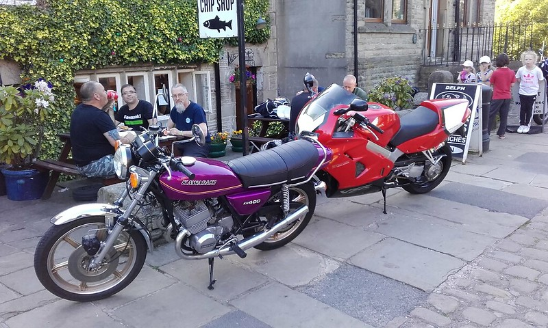 Evening rideout with chips Thursday 7th June 41955115524_d984043900_c