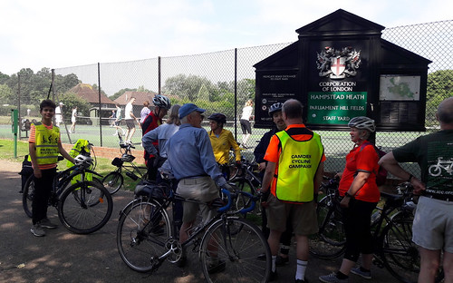 Lee Valley Ride June 18 02