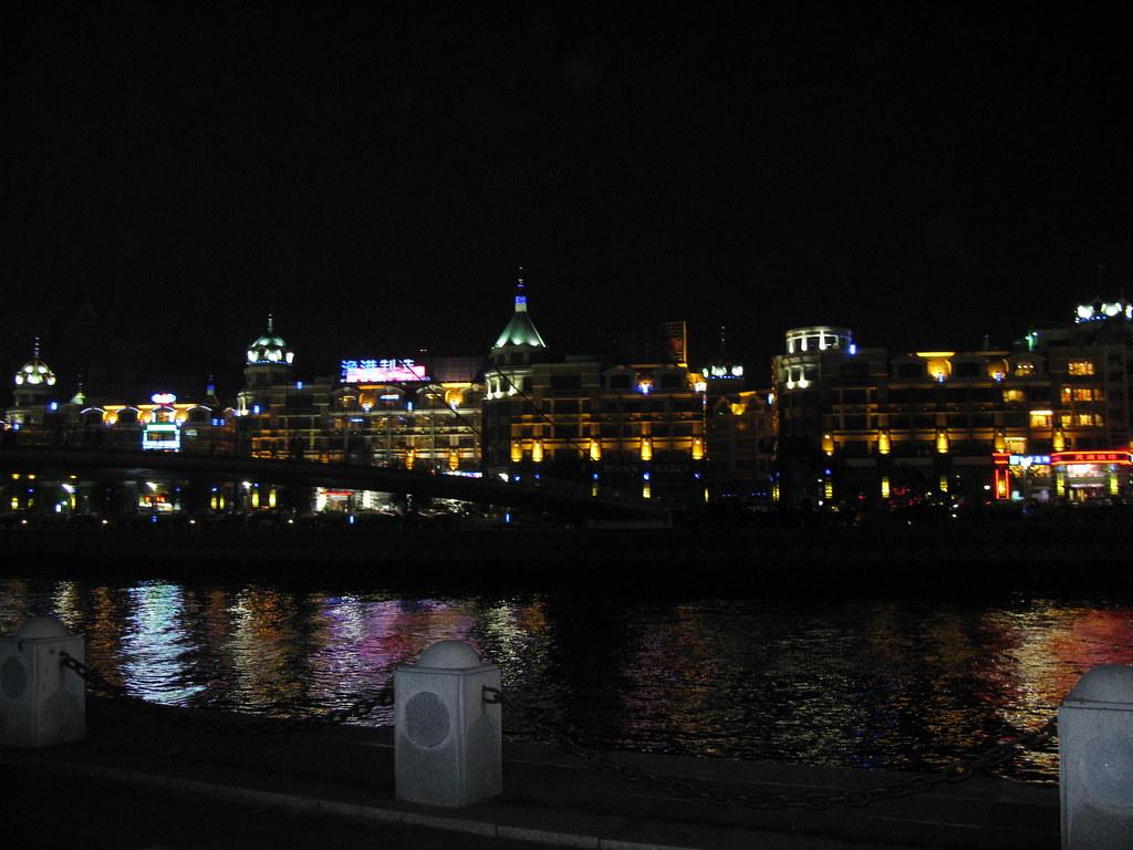Китай. Шеньян, Далянь