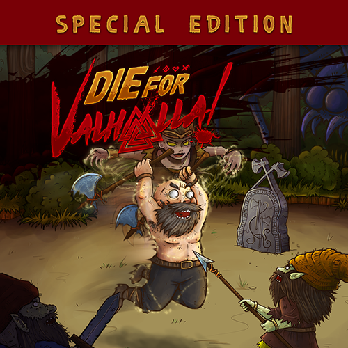 Die for Valhalla! – Special Edition