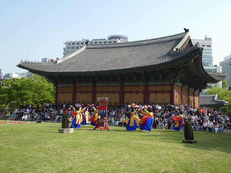 Jeonggwanheon Pavilion, Deoksugung Palace, Seoul