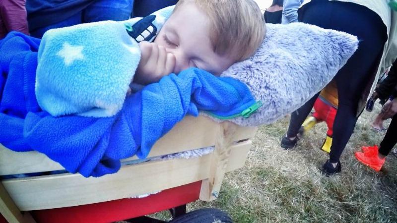 sleeping wagon