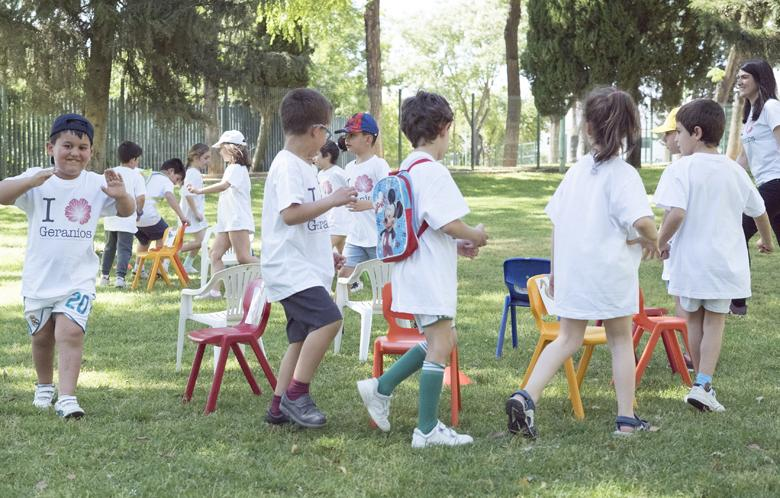 Geranios, la academia de idiomas de Dos Hermanas desde 1982