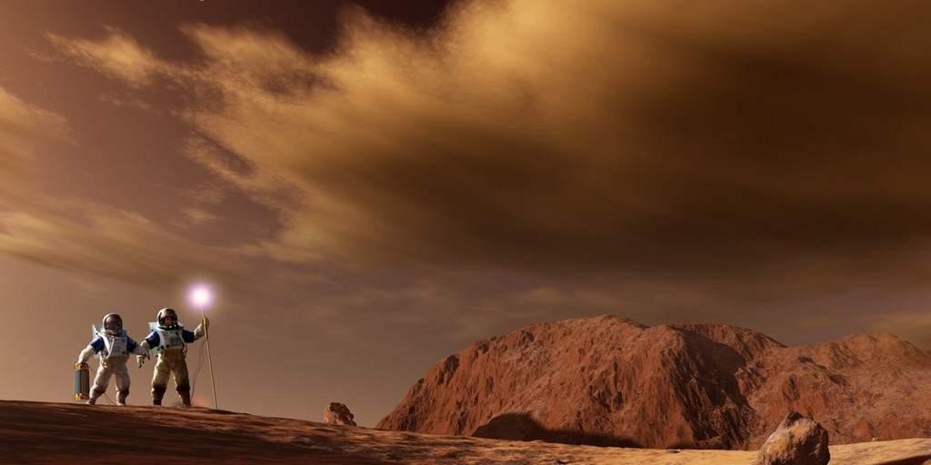 Peupler la planète Mars sera un défi pour les humains