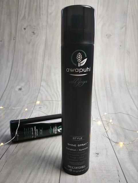 Paul Mitchell Awapuhi Range Styling Society Hair Care