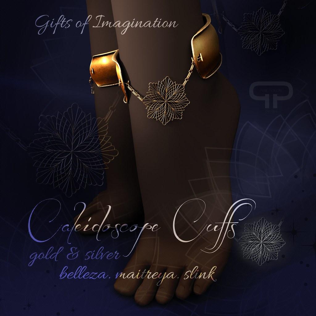 Pure Poison - Caleidoscope Cuffs - GOI - AD | Find them @ Im… | Flickr